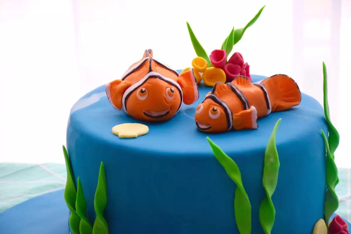Gateau Nemo