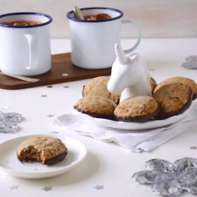 Lebkuchen (pain d'épices alsacien au chocolat)
