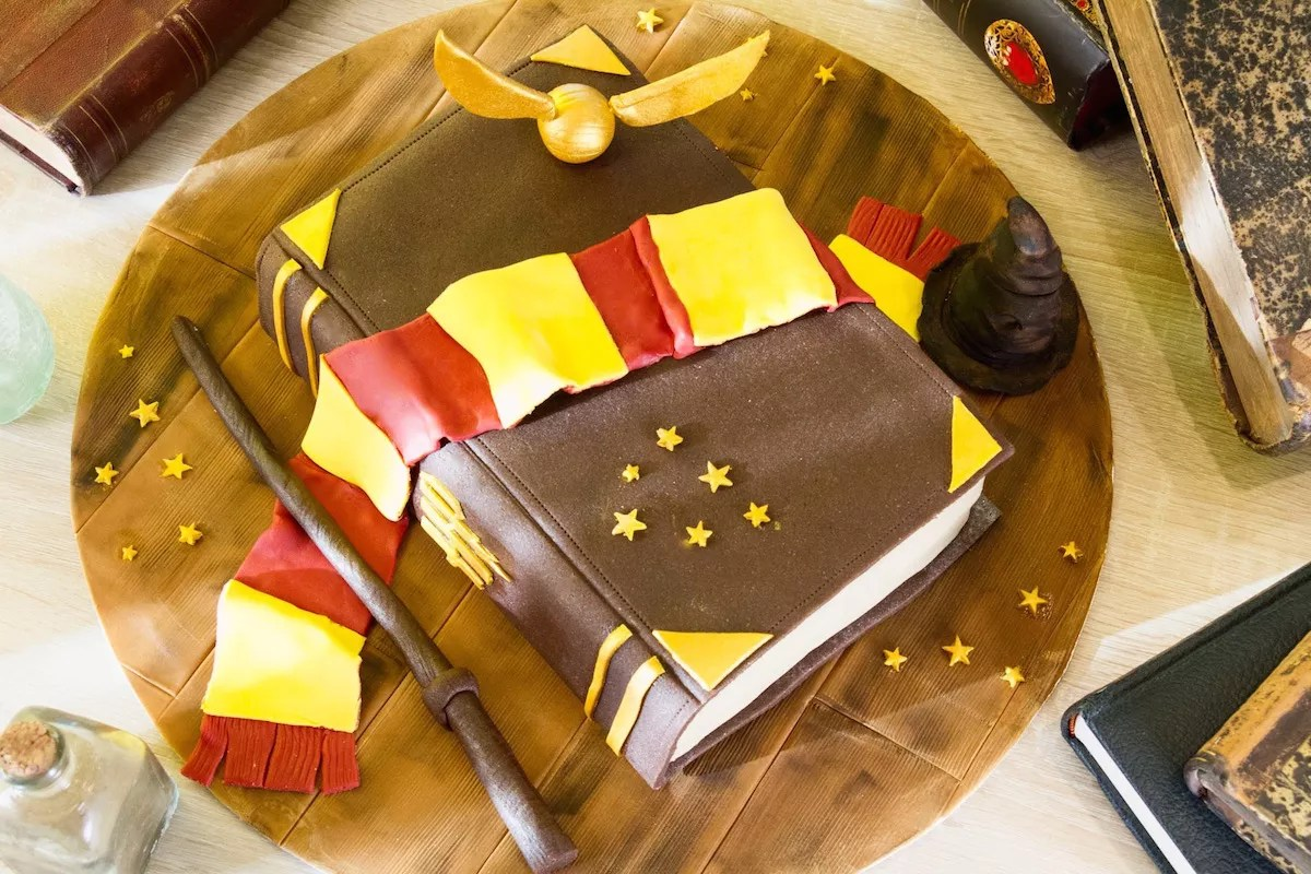 Gâteau Harry Potter / Harry Potter cake