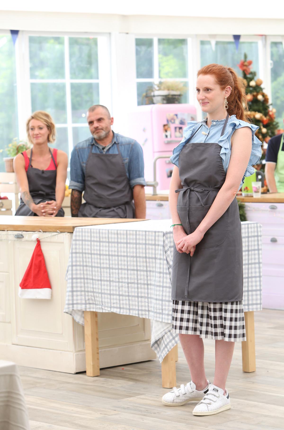 Anne-Sophie Le Meilleur Pâtissier 2017