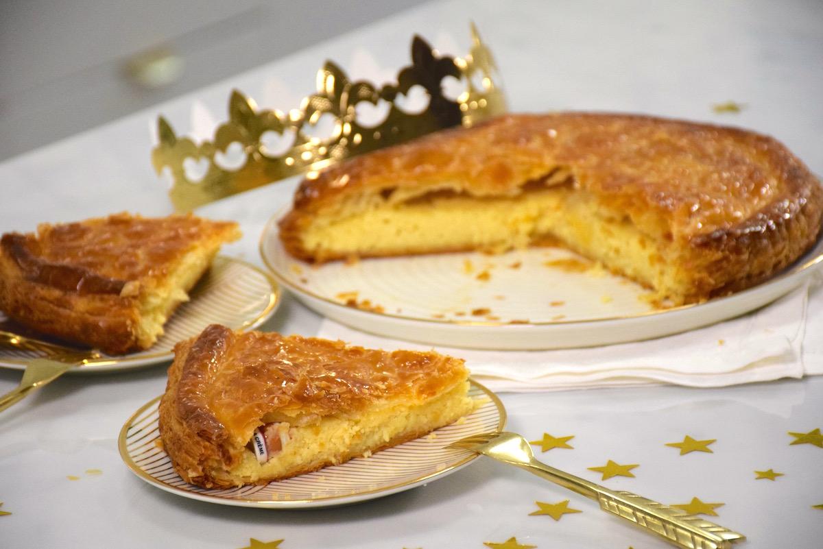 Parfaite galette des Rois frangipane