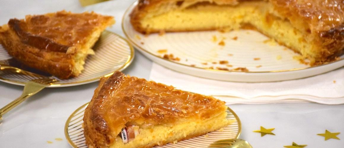 Tous mes secrets! – Parfaite galette des Rois frangipane