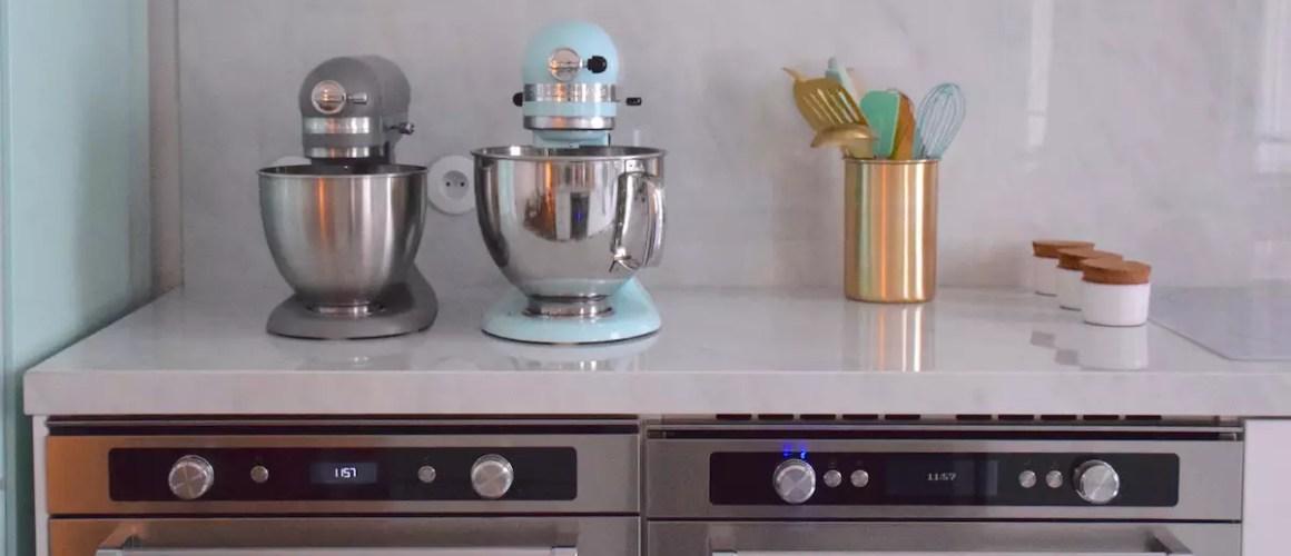 Ma nouvelle cuisine #4 – Mon Four KitchenAid