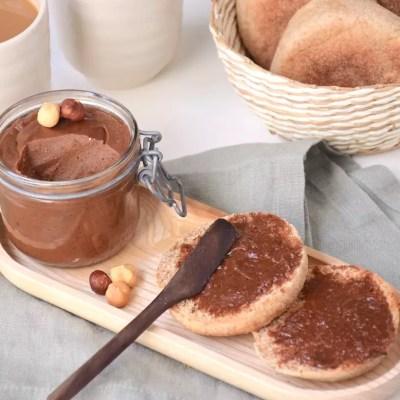 Nutella maison vegan