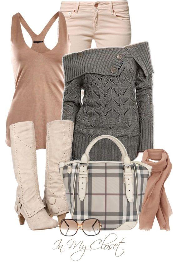 Top Looks 2013 Winter Fashion