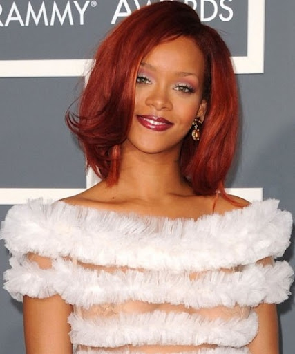Rihannas Iconic Hair Looks