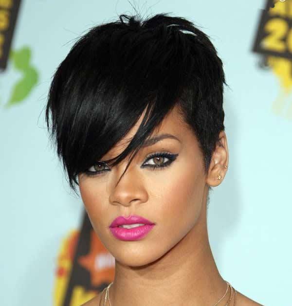 Rihannas Iconic Hair Looks