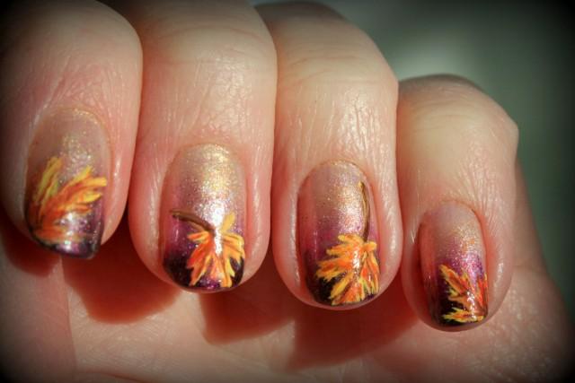 Fall Nail Art Designs 6