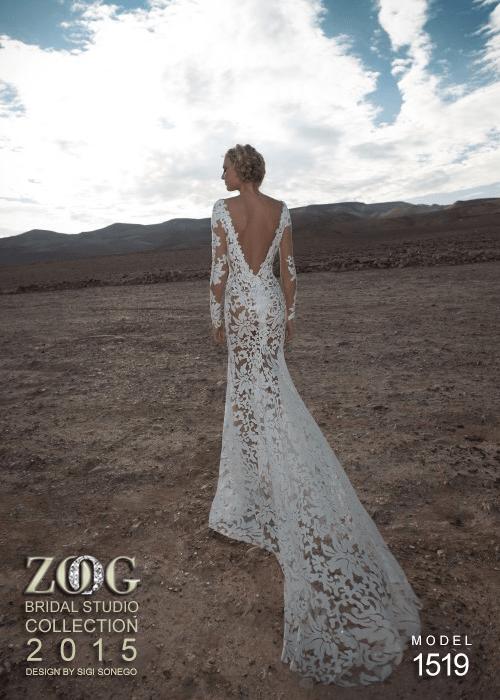 Fascinating Wedding Dresses (12)