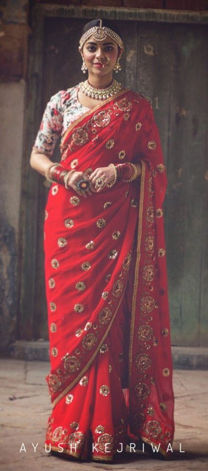 Wedding Saree Trends For A Bride