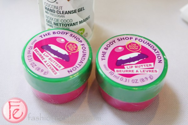 The Dragon Fruit Lip Butter by The Body Shop