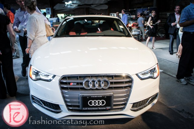 Audi Boy's Night Out 2013 by Lifford Wine and Spirits