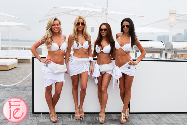 Cabana Pool Bar staff
