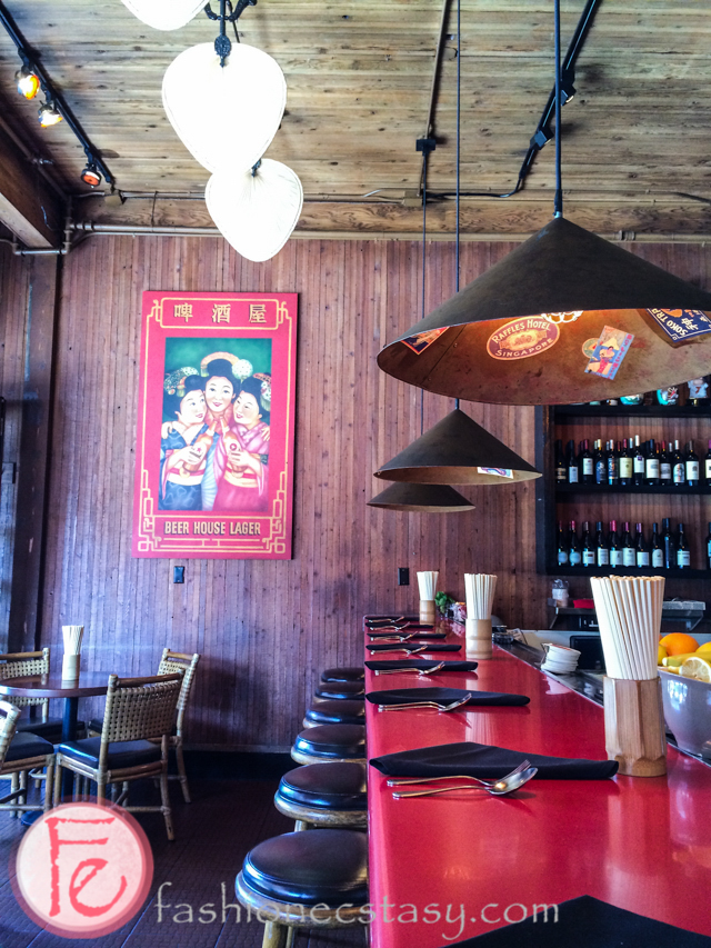 Shanghai style beer house on Union Street