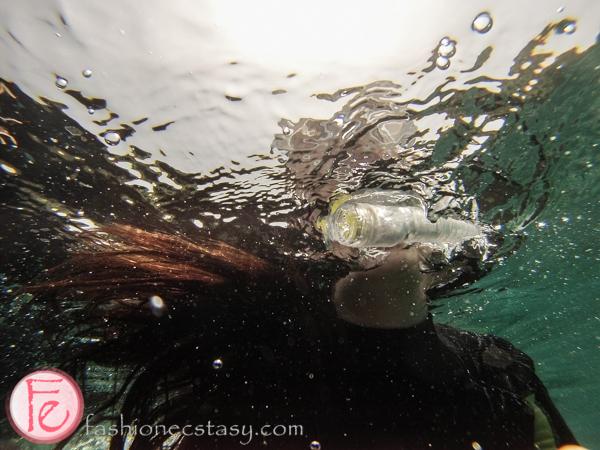 snorkelling - Blue Cave