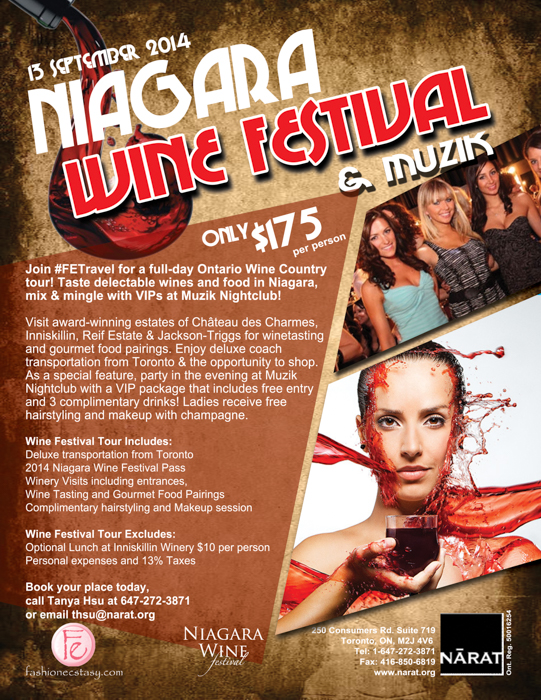 Niargara Wine Festival Tour-3