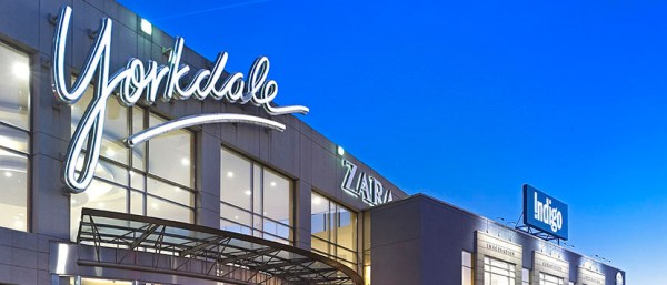 yorkdale shopping mall