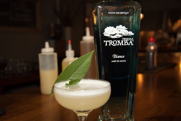 Leisure Sweet made with Tromba Blanco tequila