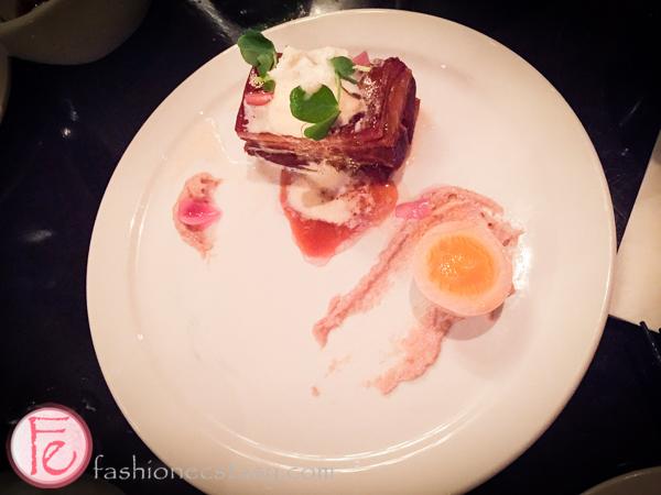 Okinawa rafute braised pork belly ryoji ramen & izakaya
