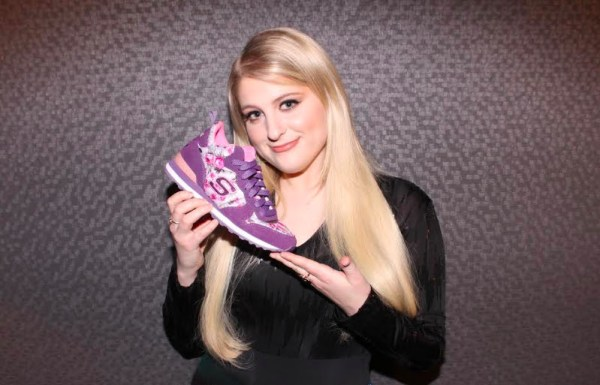 Meghan Trainor Skechers