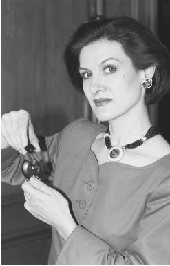Paloma Picasso Fashion Designer Encyclopedia Century