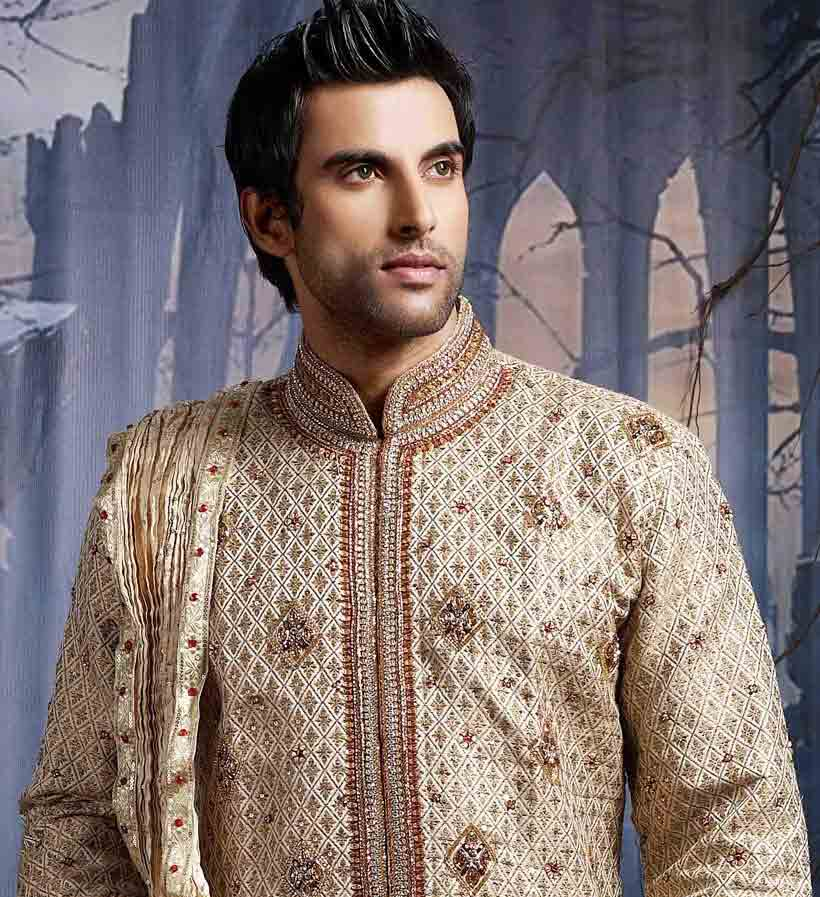 Groom Hairstyles For Mehndi Function In 2019 FashionEven