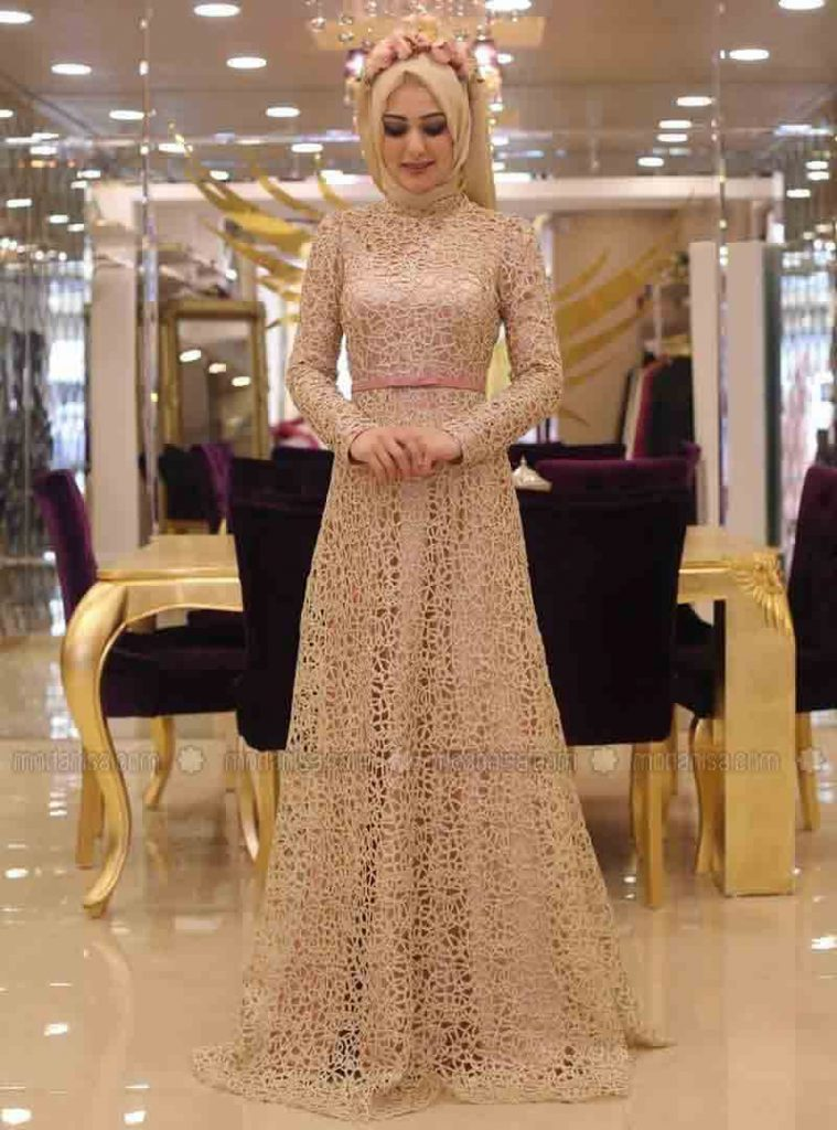 Party Hijab Styles For Eid In Pakistan 11 FashionEven