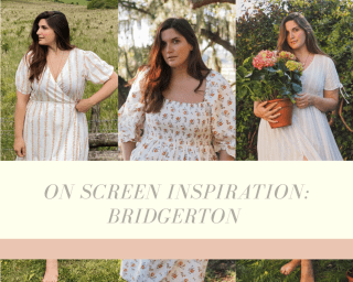 29 Bridgerton Inspired Dresses to channel your inner Duchess