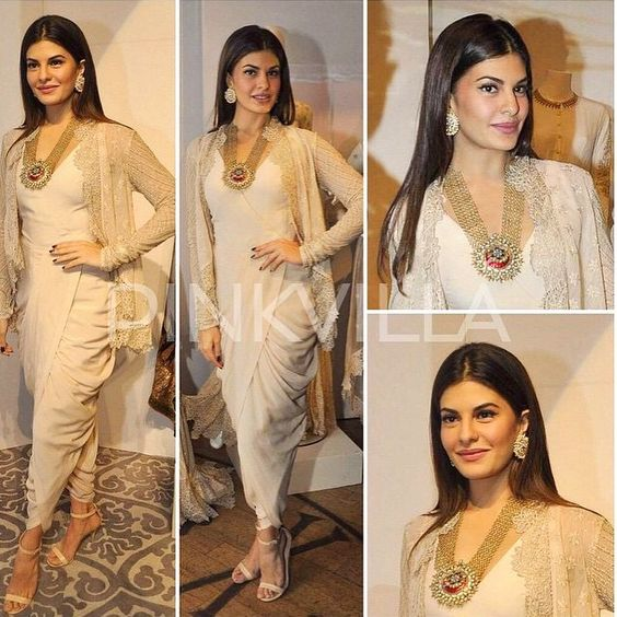 4 Ways to Pair Indian Jewelry With Western Dress - Fashion Foody