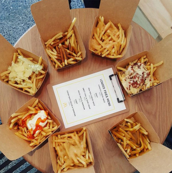 McDonald's 'Fries With That' Pop-Up Shop is Fries Only Restaurant ...