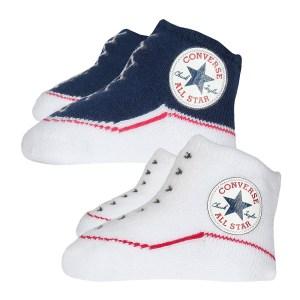 Converse Baby 2-er Geschenk-Set Socken online bestellen bei Mode Freund Fashion Shop ab 50€ Versandkostenfrei