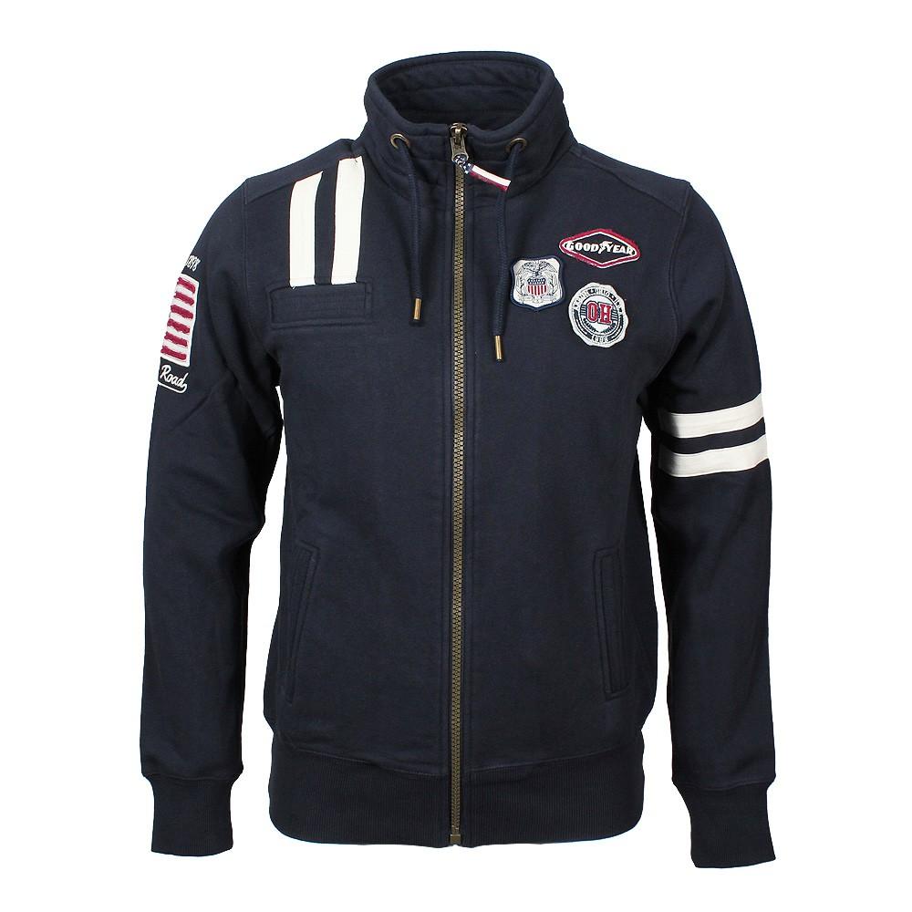 Goodyear Herren PulloverEagle navy blau online bestellen bei Mode Freund