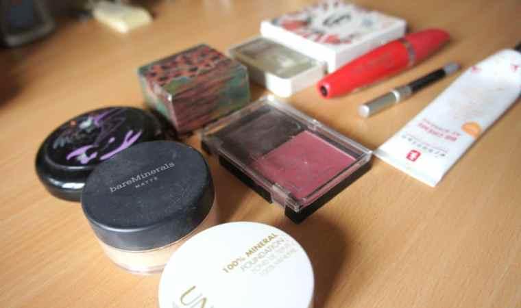 Maquillage du weekend