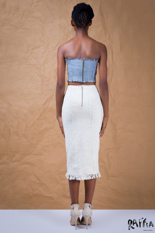 raffia fashionghana african fashion look book (10)
