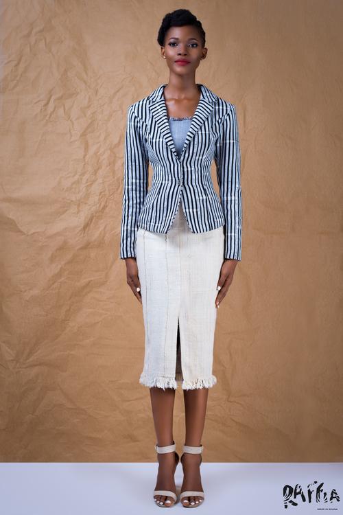 raffia fashionghana african fashion look book (11)