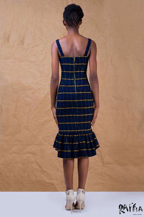 raffia fashionghana african fashion look book (14)