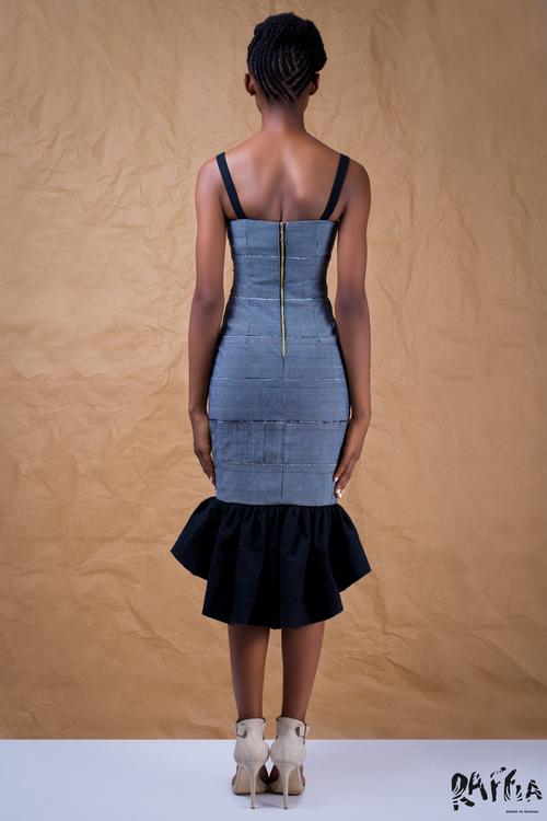 raffia fashionghana african fashion look book (16)