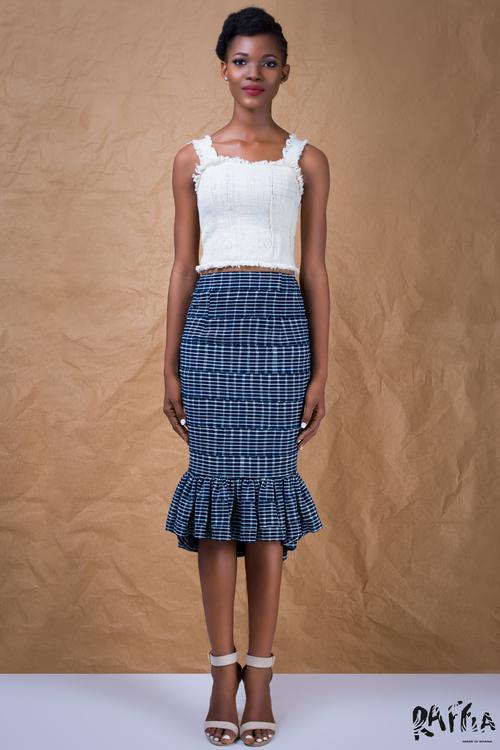 raffia fashionghana african fashion look book (7)