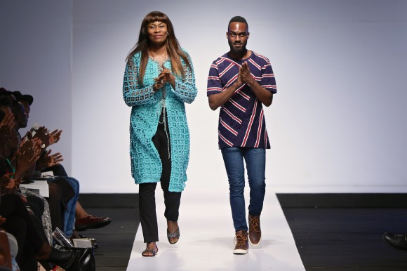 House of Marie lagos fashion and design week 2015 african fashion fashionghana (1)