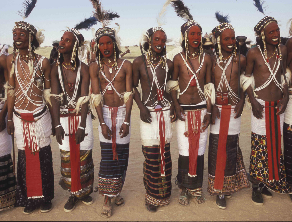 niger male beauty pageant  (6)