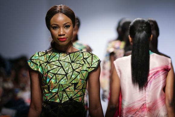 Lanre Da Silva lagos fashion and design week 2015 african fashion fashionghana (31)
