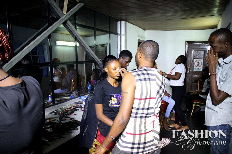 africa international fashion week 2015 backstage (7)