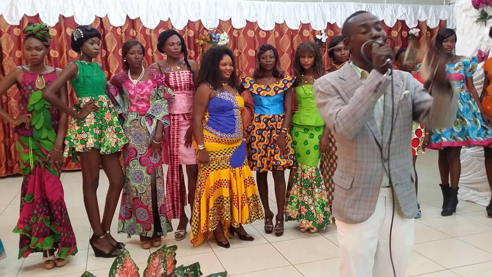 central african republic fashion show Diane Graziella Kpefio (12)