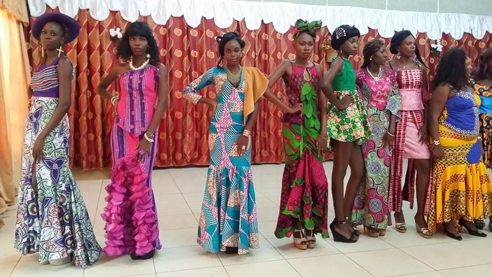 central african republic fashion show Diane Graziella Kpefio (15)