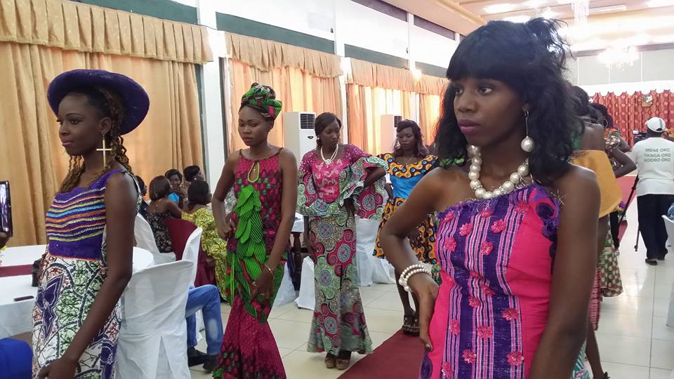 central african republic fashion show Diane Graziella Kpefio (17)