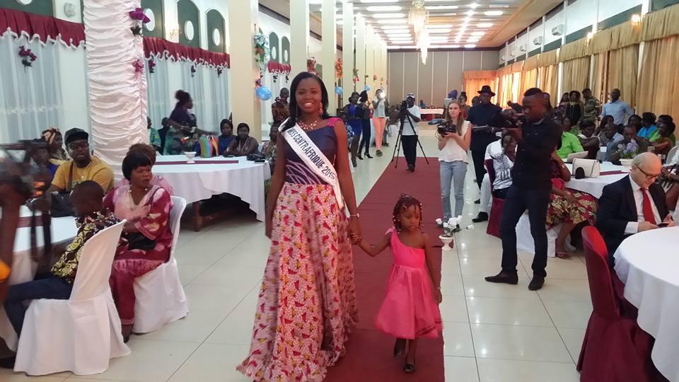 central african republic fashion show Diane Graziella Kpefio (22)