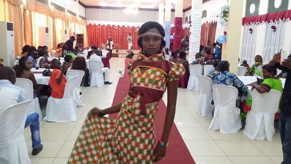 central african republic fashion show Diane Graziella Kpefio (7)