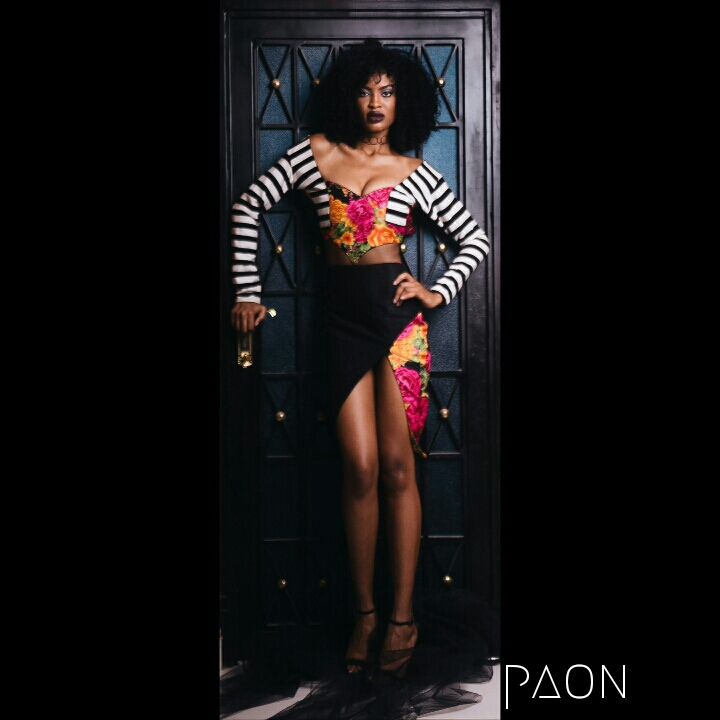house of paon fashionghana african fashion look book (13)