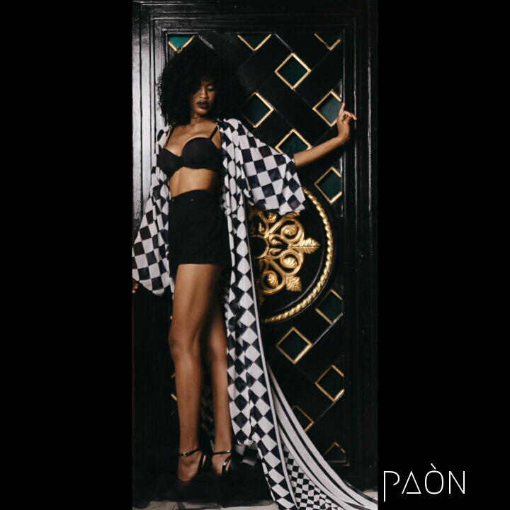 house of paon fashionghana african fashion look book (5)