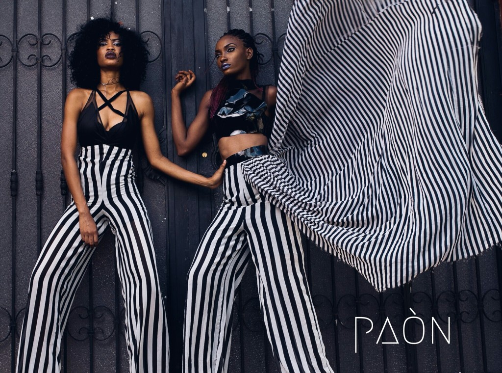 house of paon fashionghana african fashion look book (7)